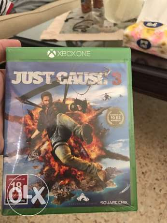 XBOX 1 just cause 3