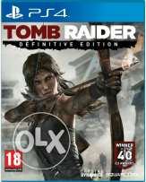 لعبه Tomb Raider Definitive Edition