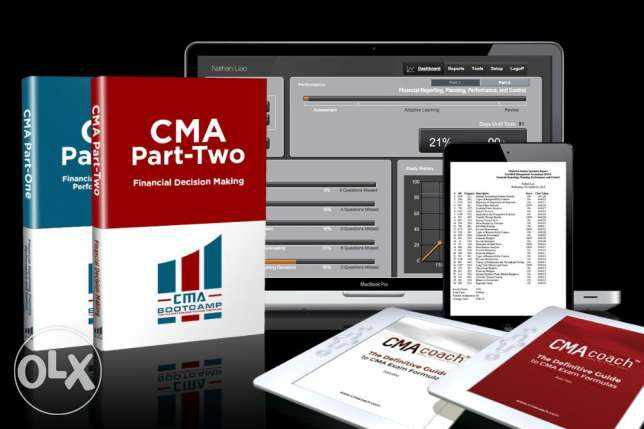 CMA-USA Nathan Audio/Video Lectures Books Testing Softwares