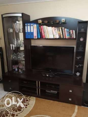 TV Cabinet. Excellent condition from Home center