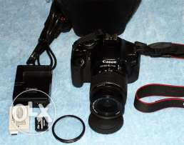 Camera canon EOS 600d prof. for sale