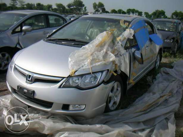Honda Civic 2011 model Original parts for sale