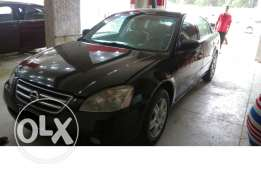 Nissan Altima 2005 Manual