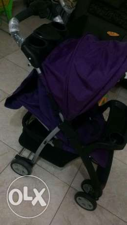 stroller jonier like new