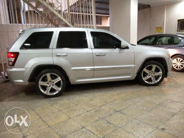 Jeep Grand Cherokee SRT8 / 2008