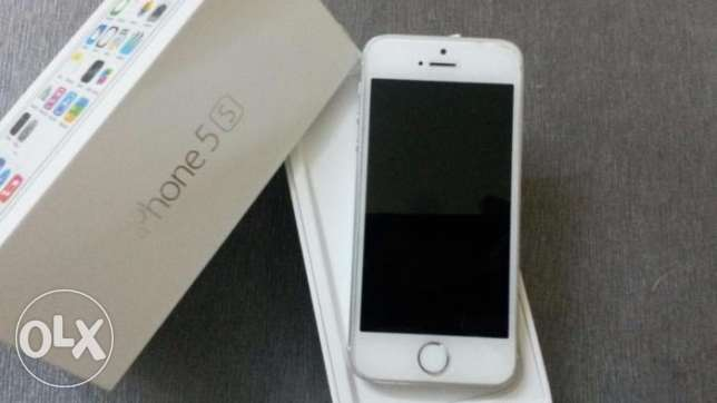 iphone 5s 1gb silver