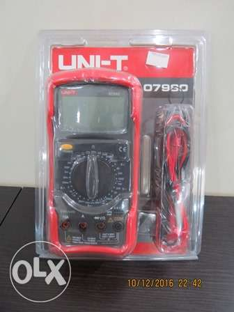 UNI-T 07980 Digital Multimetre الخبر -  1
