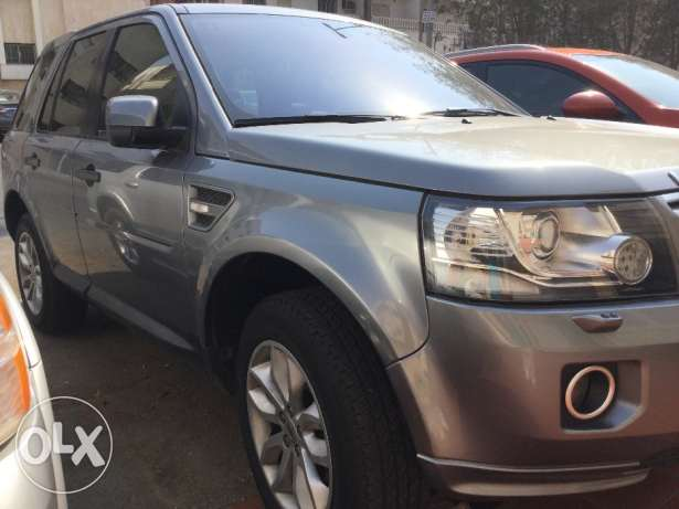 land rover lr2 2014 model for sale جدة -  5