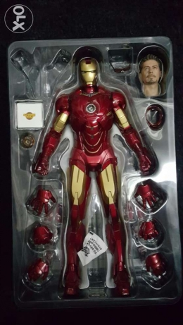 Hot toys ironman