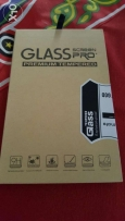 2 glass pro screen protectors for Samsung Galaxy Note 4