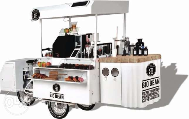 Bio Bean Coffee and Bio Carts