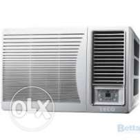 AC (Hot&Cold) in a good condition(perfect)
