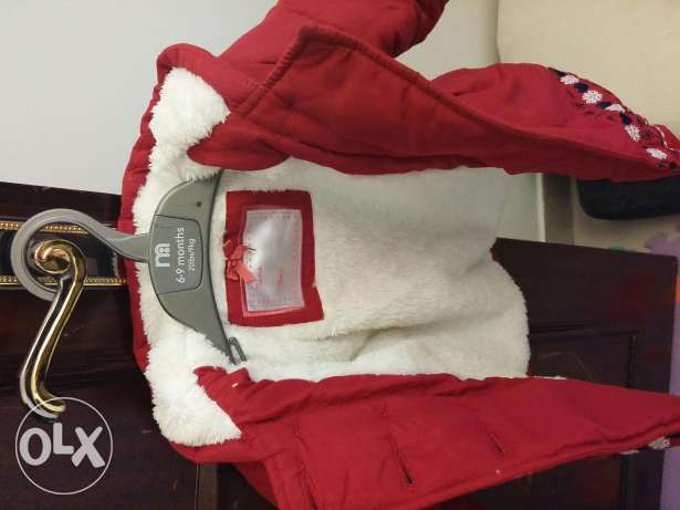 Red Jacket from mothercare الخبر -  2