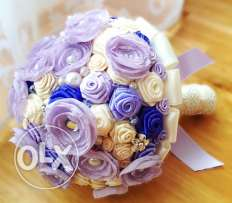 باقة الزفاف (bridal bouquet)