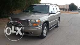 gmc yukon denali 2002 full options for sale