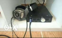 sennheiser hd 700 / audio gd nfb-11