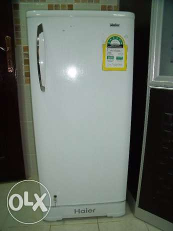 Fridge - in clean and very good condition رأس تنورة -  6