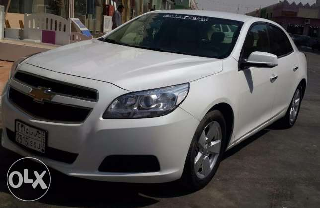 I would like to sale chevrolet Malibu LT 2014 automatic الرياض -  2