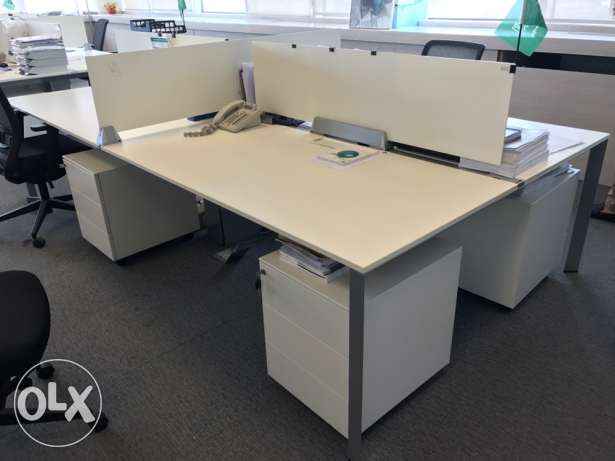 office furniture for sales, good price, italy, warrenty, الظهران -  8