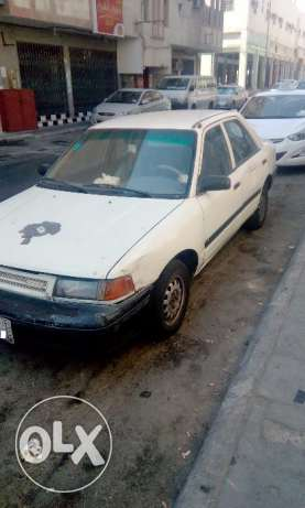 Mazda 323, 1996, looking to sale. Urgent الدمام -  2