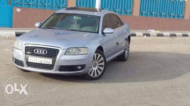 AUDI A8L Luxury Car with lowest challenging price