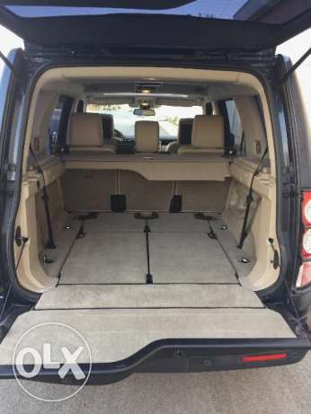 Very clean 2013 Land Rover LR4 HSE V8 for sale in amazing condition الرياض -  8