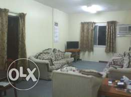 2 BR - Fully Furnished flat 2 bedroom Hall Kitchen (family/Bachelors)