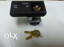 OTIS Elevator Spare Parts-Key Switch (INSPECTION)