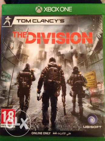 Xbox one (the Division)