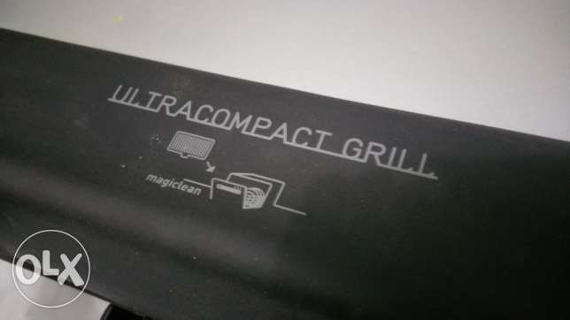 Tefal Utra Compact Grill