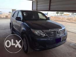 For Sale in Riyadh Toyota Fortuner in a very good condition