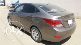 Hyundai Accent 2012 automatic