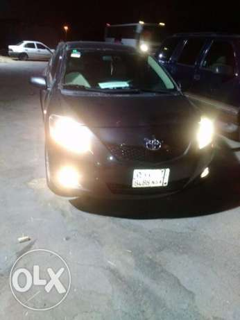 A well maintained Toyota Yaris 2008 is for sale.
