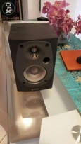 Harmen & Karden + infinity Surround Speakers