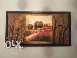 very precious paining 2mx1m