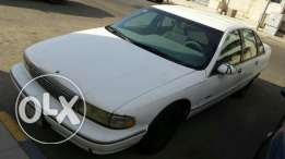 Caprice classic 1991 urgent sale good condition fixed price