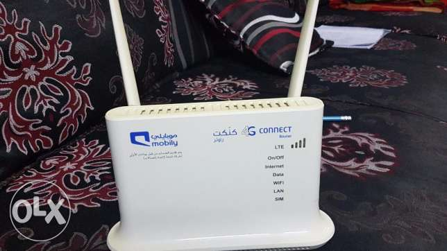 Mobily router