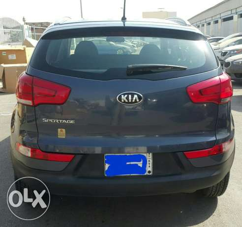 Kiasportsge 2015 excellent condition