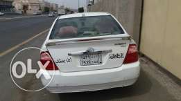 Car is very good condition Toyota