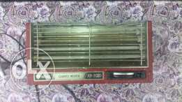 Electric fan and electric heater at cheap price!