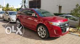 Stunning Ford Edge 2013 Model full option vehicle for sale