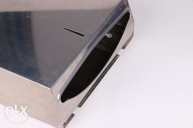 Heavy Duty Stainless Steel Tissue Holder