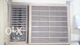 window AC good condition (Heater+cooling)