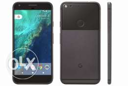 Google Pixel black 32GB like new