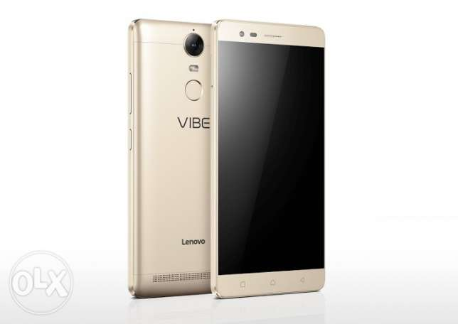 Lenovo Vibe K5 Note (A7020), 32 GB, Gold, 4G LTE (Cash On Delivery)