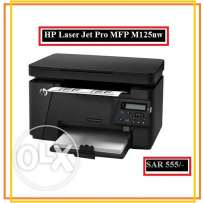 Brand new HP printer 125nw limited stock!!
