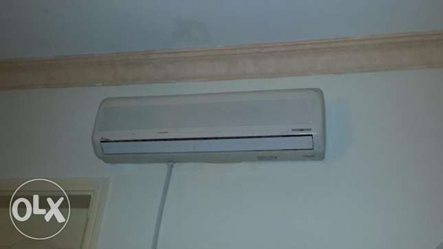 Split AC LG good condition