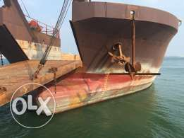 5000 DWT self propelled barges for sale