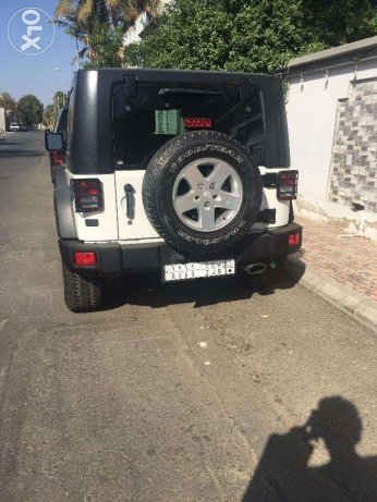 Jeep Wrangler ISLANDER limited edition perfect condition