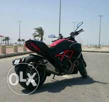Ducati Diavel carbon 2012